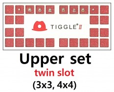 Upper Twin Set(3x3, 4x4)