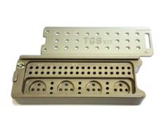 Sterilization tray